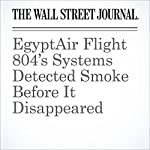 EgyptAir Flight 804's Systems Detected Smoke Before It Disappeared | Andy Pasztor,Jon Ostrower,Tamer El-Ghobashy,Robert Wall