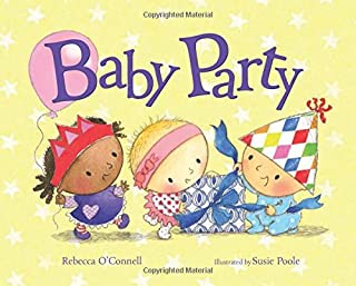 Book Cover: Baby Party