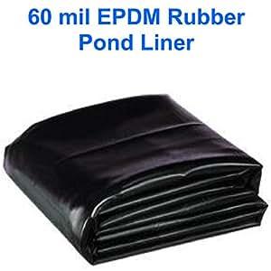 15 39 x 20 39 patriot 60 mil epdm pond liner for Epdm pond liner