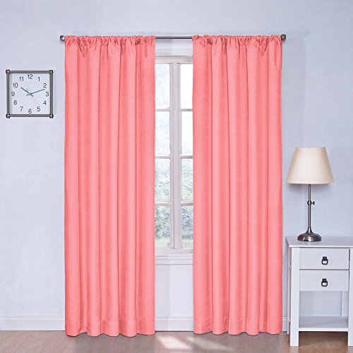 Details Of Eclipse Kids Kendall Blackout Window Curtain Panel, 42 by ...