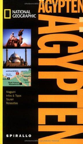 NATIONAL GEOGRAPHIC Spirallo Reiseführer Ägypten:
