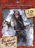Blackbeard's Revenge [With 2 Pair] (Pirates of the Caribbean on Stranger Tides)