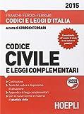 Codice civile e leggi complementari 2015