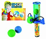 Fun Kids / Childs Sling Shot Ball with 3 Balls-Outdoor Fun Toy - Kids Perfect Ideal Christmas Stocking Filler Gift Present