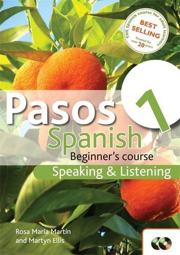 Pasos 1 Spanish Beginner's Course: Speaking and Listening