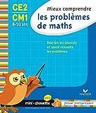 echange, troc Albert Cohen, Jean Roullier - Mini chouette mieux comprendre les problèmes de maths CE2/CM1 8-10 ans