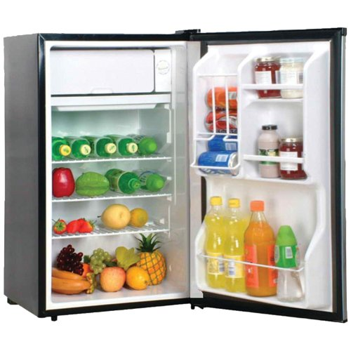 Magic Chef MCBR360S 3.6 Cubic Feet Refrigerator