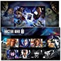 Doctor Who Stamp Presentation Pack