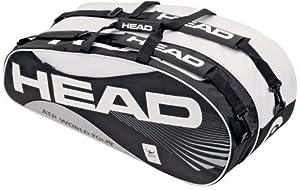 Head ATP Combi Bag (Black/White)