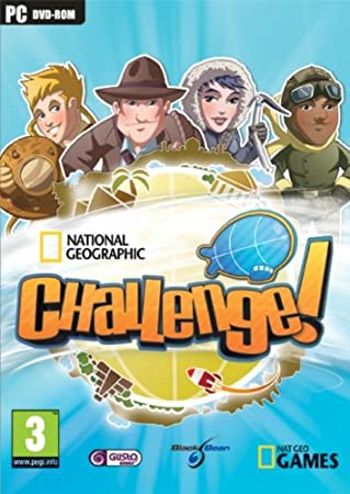 Nat Geo Challenge (PC CD)