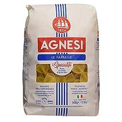Agnesi Farfalle Pasta, 500g
