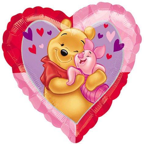 "18"" Pooh/piglet Big Hug - 1"