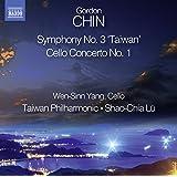 Symphonie n° 3 « Taïwan » - Concerto pour violoncelle et orchestre n° 1
