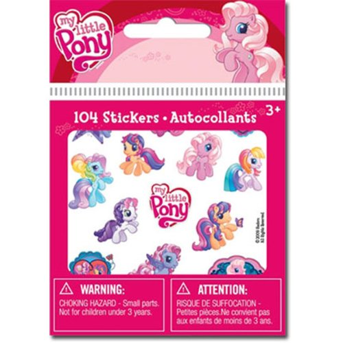Reward Stickers - My Little Pony - 1