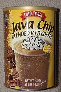 Caffe D Vita Blended Iced Coffee
