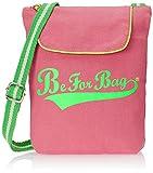 Be For Bag Women's Sling Bag(Pink,8908004263815)