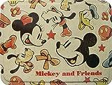 デルフィーノ ディズニー 缶入りWクリップ ミッキー&フレンズ DZ-76769