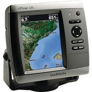Garmin 010-00772-01 Gpsmap 526s Marine Gps Receiver by Garmin