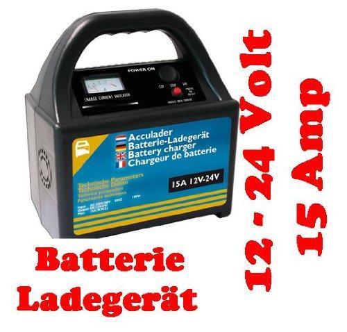 KFZ Batterieladegerät Batterielader Ladegerät
