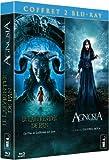 Coffret Agnosia / Le labyrinthe de Pan [Blu-ray]