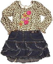 Baby Sara - Little Girls Long Sleeve Dress