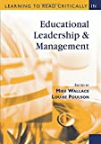 img - for Learning to Read Critically in Educational Leadership and Management (Learning to Read Critically series) book / textbook / text book