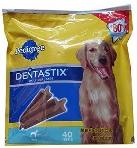 Pedigree DentaStix Oral Care New 40 treats **SUPER VALUE BAG**