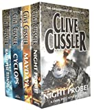 Clive Cussler Clive Cussler Collection 4 Books Set Pack RRP: £ 31.96 (Cyclops, Raise the Titanic, Night Probe!, Mayday!) (Clive Cussler Collection)