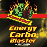 "US Energy Carbo Booster by KnockOut-Nutrition - EnergyCarboBlaster - 100% Maltodextrin - Energizervon ""Knock Out Nutrition"""