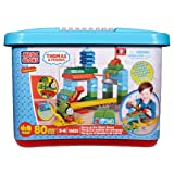 Mega Bloks Inc Mega Bloks - Thomas And Friends - Percy At The Wash Down