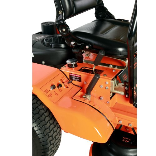 Z Beast 48 In Zero Turn Riding Mower With Rollbar