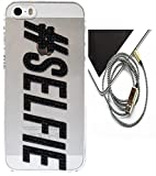 skinnydip ( スキニーディップ ) ロンドン デザイナー セルフィー ハッシュタグ iphoneケース IPHONE 5 5S SELFIE CASE ケース アイフォン ケース カバー apple iphone5 iphone5s 充電 ケーブル 保護シート ゲット 海外 ブランド