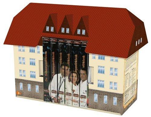 Die Schwarzwaldklinik - alle 70 Folgen auf 24 DVDs (Komplettbox Haus)