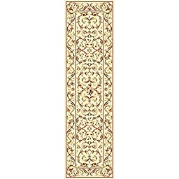 Safavieh Lyndhurst Collection LNH322A Ivory Runner, 2 feet 3 inches by 8 feet (2\'3\