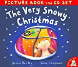 The Very Snowy Christmas (Book & CD)