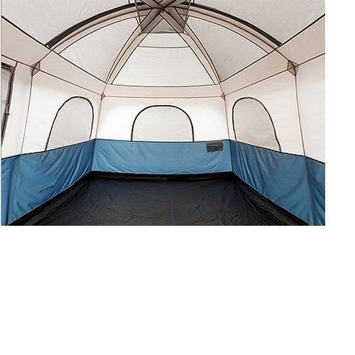 Extra Large Outdoor Family Tent Camping 10 Person 2 Room