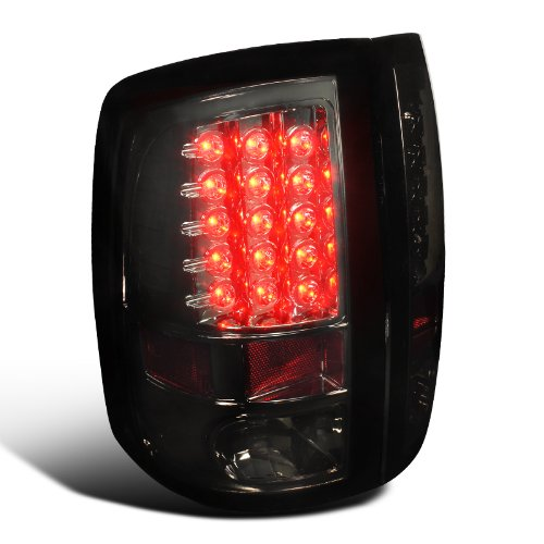 Ram 1500/ 2500/ 3500 Smoked Led Tail Lights
