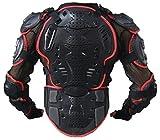 ウミネコ(Umineko) UM-PVC-UPPER-BODY-ARMER-02 【L】【コンパクト&しなやか設計】【メッシュ構造で通気性UP】【SOFT x HURD x ROOMの3レイヤー耐衝撃構造】【背中・胸・ヒジ・腕・肩・腰の6点ガー...