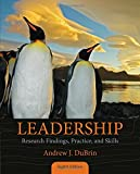 img - for Leadership: Research Findings, Practice, and Skills book / textbook / text book