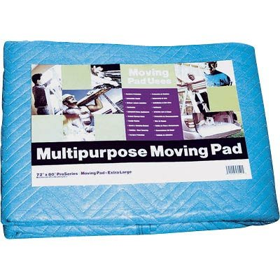 American Moving Supplies Mover's Blanket - 72in. x 80in., Model# FP2015