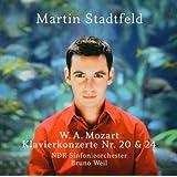 Mozart: Klavierkonzerte 20 & 24