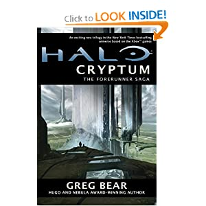 Halo: Cryptum: Book One of the Forerunner Saga by