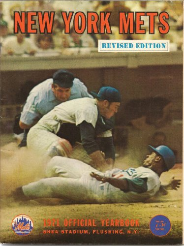 1971 New York Mets Official Yearbook at Amazon.com