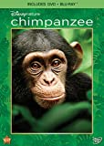 Cover art for  Disneynature Chimpanzee (Two-Disc Blu-ray/DVD Combo in DVD Packaging)