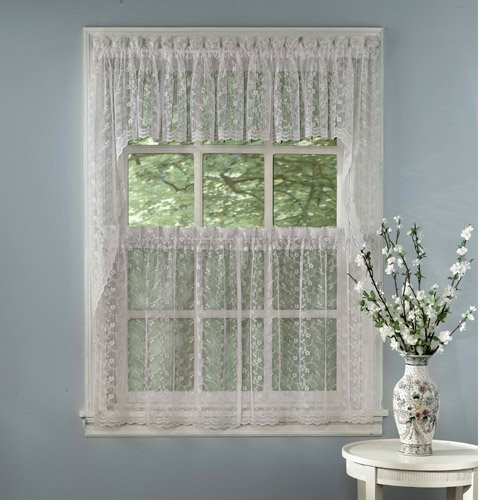 Buy Lace Curtain from Bed Bath & Beyond