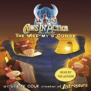 Cows in Action: The Moo-my's Curse Audiobook