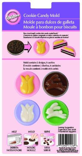 Wilton Springtime Cookie Candy Mold