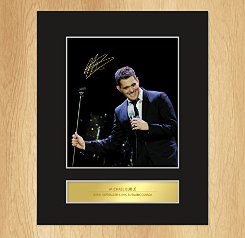 michael-buble-signed-mounted-photo-display