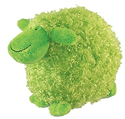 MerryMakers Where Is The Green Sheep? Plush Doll, 5-Inch by Merrymakers Distribution