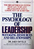 img - for Psychology of Leadership (Mentor Series) book / textbook / text book